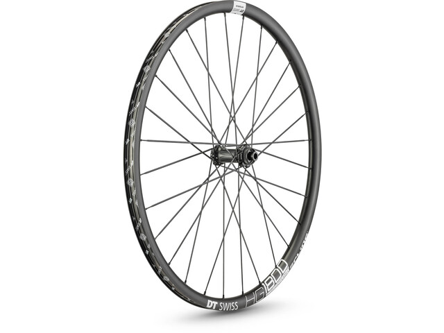 "DT Swiss HG 1800 Spline 25 Rueda Delantera 27.5"" Disco CL 110/12mm Eje Pasante Boost, black"
